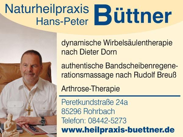 Naturheilpraxis Hans-Peter Büttner